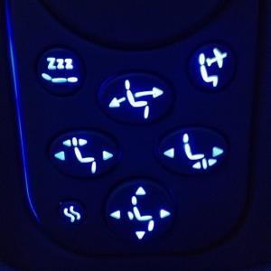 AC pod buttons