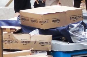 Amazon in Venice