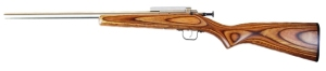 Crickett Brown Laminate Bull Barrel