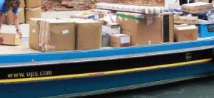 UPS in Venice