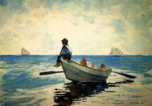 Boys_in_a_Dory_I