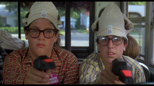 Nerds from Sixteen Candles (1984)
