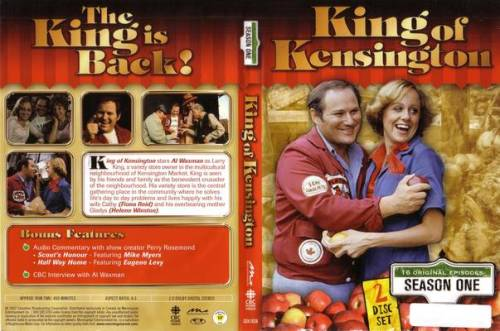 King of Kensington, CBC Television 1975 to 1980