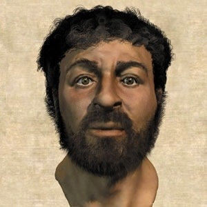 The artist emphasizes that his re-creation is simply that of an adult man who lived in the same place and at the same time as Jesus. As might well be expected, not everyone agrees.